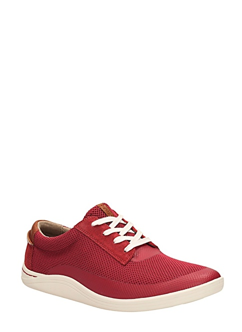 Clarks Ayakkabı Kırmızı